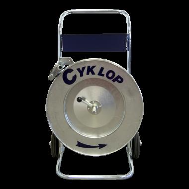 Haspelwagen QPWK-S-Front